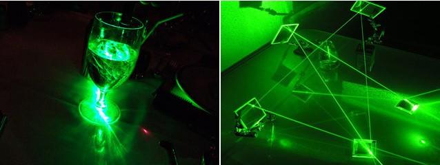 Laserpointer Grün 500mW