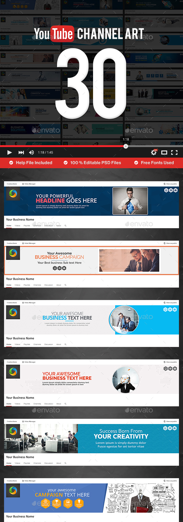 youtube-channel-art-template-psd-download
