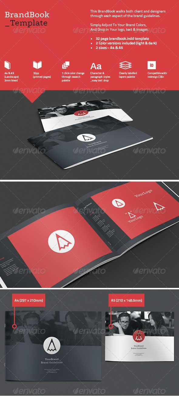 Branding Guidelines Template