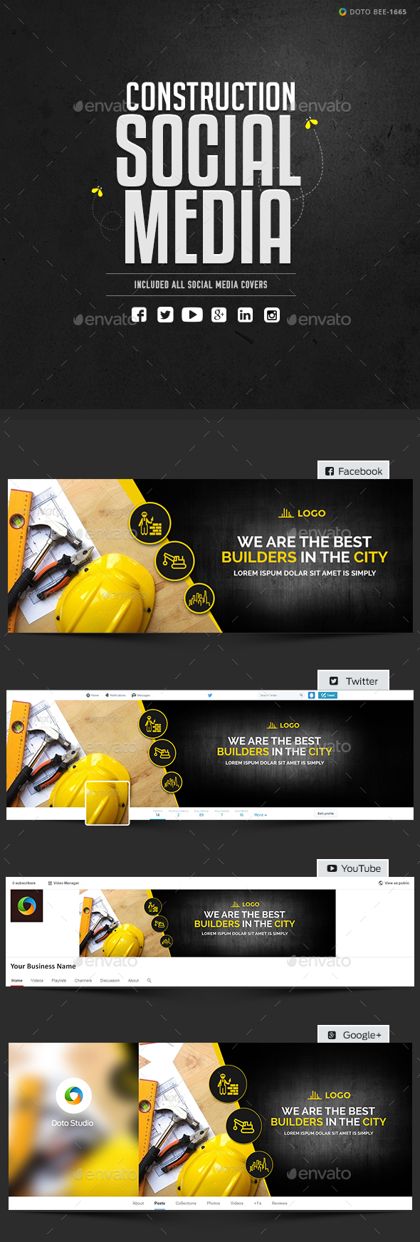 construction-social-media-covers-package-templates