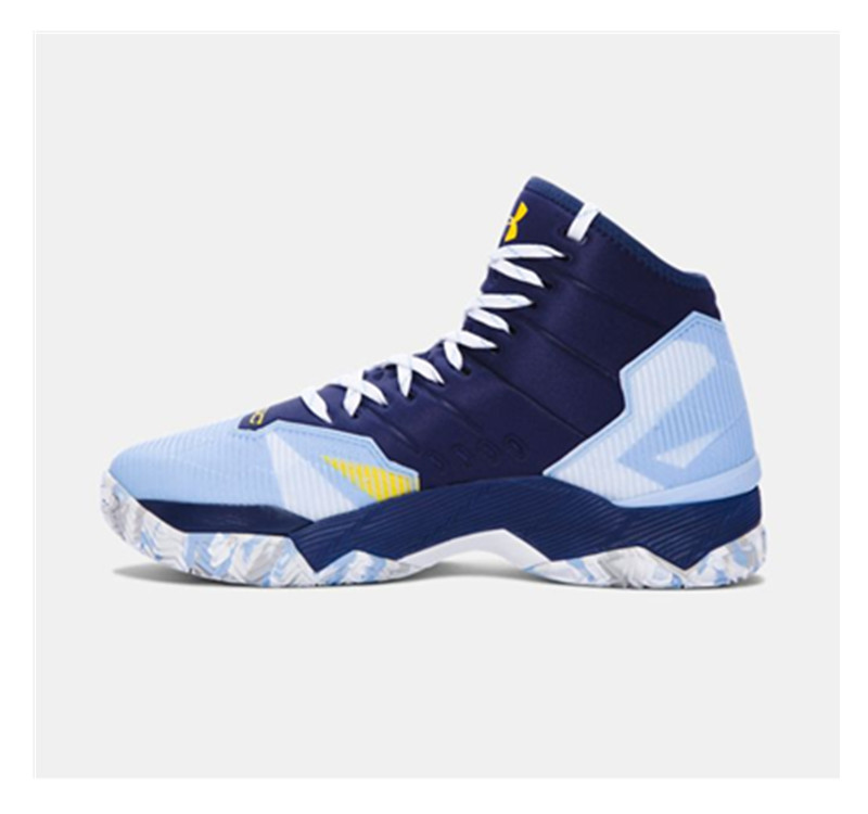 Under Armour Stephen Curry 2.5 Shoes blue white