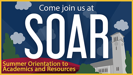[Come join us at SOAR]