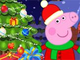 Árvore de Natal da Peppa