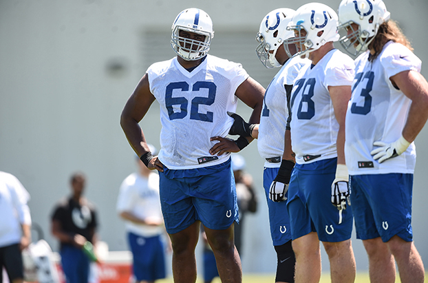 Jim Irsay Says Colts Offensive Line Is Fixed