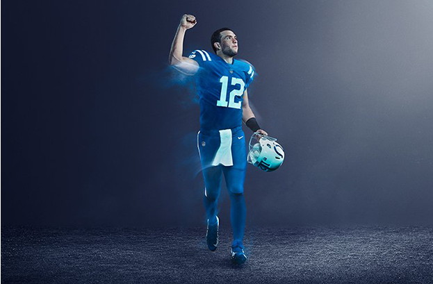 Colts To Wear Color Rush Jerseys This December