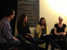 Teen Author Festival: The Only Way Out is Through Panel at WORD in Brooklyn