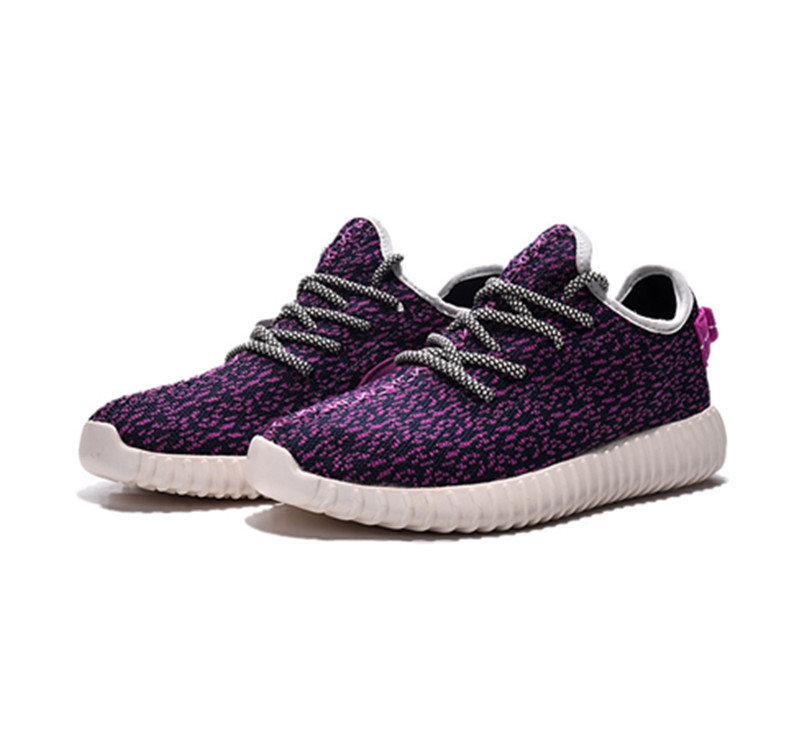 kanye adidas Yeezy 350 Boost low purple Women/Men Shoes