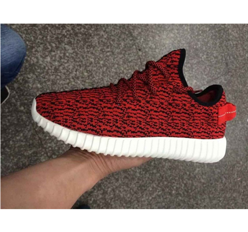 kanye adidas Yeezy 350 Boost low B35303 red Women/Men