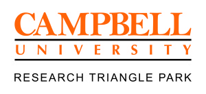 Campbell University RTP Campus Logo