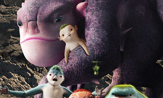 Monster Hunt, China's highest-grossing movie of all time, comes to DVD