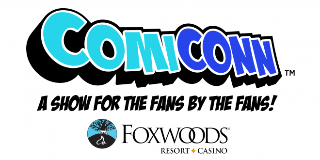 Final Schedule of Events Announced for ComiCONN