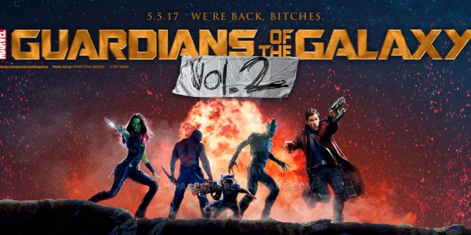 Film Review: Guardians Of The Galaxy Vol 2 (2017)