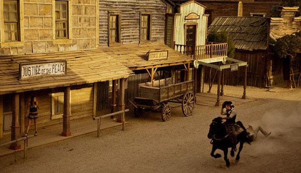 被遗忘的好莱坞西部片拍摄地