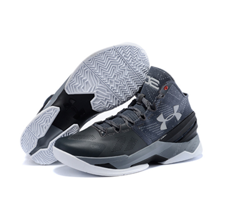Under Armour Stephen Curry 2 Shoes Black Grey