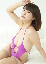 日本AV女优岸明日香性感比基尼诱惑写真