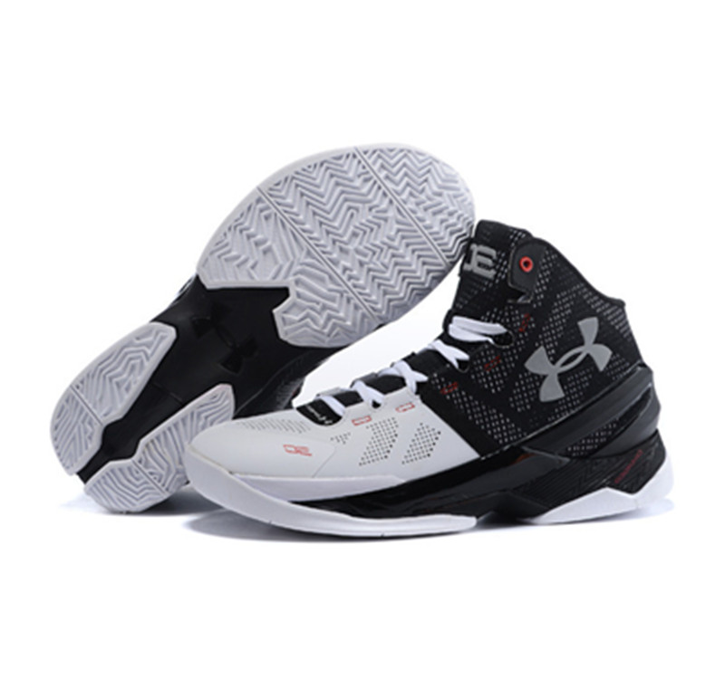 Under Armour Stephen Curry 2 Shoes Black White