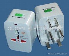 ZC-02 全球通转换插座 (热门产品 - 1*)