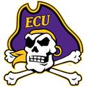 East Carolina</span> <span>Pirates Logo