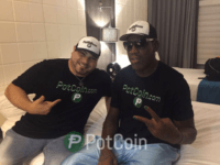 Dennis Rodman Lands in North Korea, with a Little Help from Digital Marijuana Currency