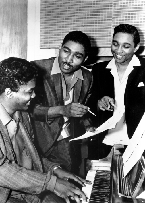 Eddie Holland, Lamont Dozier and Brian Holland