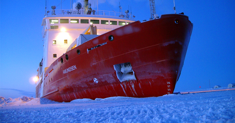 Global Warming Researchers Cancel Trip Due to Severe Ice