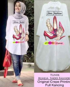 Tunic Shoes
