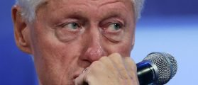 Bill Clinton Seeks Donations By Giving Himself Money
