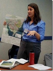 Brittany Dobrzynski details NJ Audubons' Healthy Land and Waters Grants focal areas within South Jersey