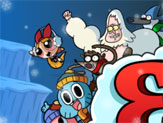 Jogos Snow Brawl 3 Multiplayer