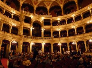Opera House Budapest Damian Entwistle