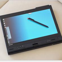 343534C X220T旋转IPS屏多点手触笔触 笔记本电脑 X230t ThinkPad
