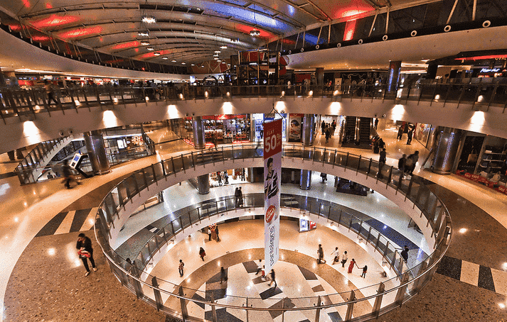 Top Malls in India , Best Shopping Mall s in India