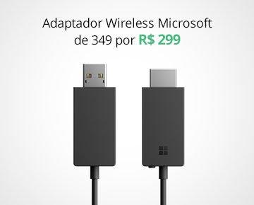 Adaptador Wireless Microsoft