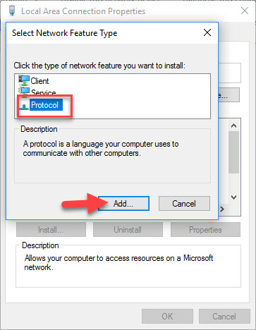 Fix: Windows Sockets Registry Entries Required For Network Connectivity Are Missing - 4
