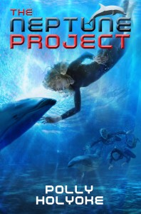 Neptune FINAL 198x300 Debut Author Polly Holyoke discusses THE NEPTUNE PROJECT