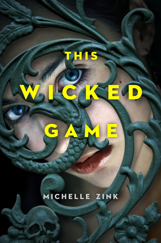 ThisWickedGame Cover The Whitening of Voodoo in YA Literature