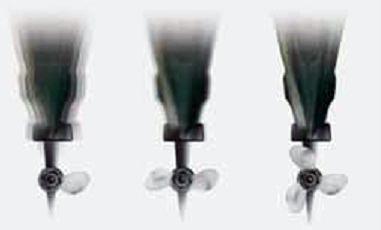 Описание кол-ва лопастей в винтах лодочных моторах