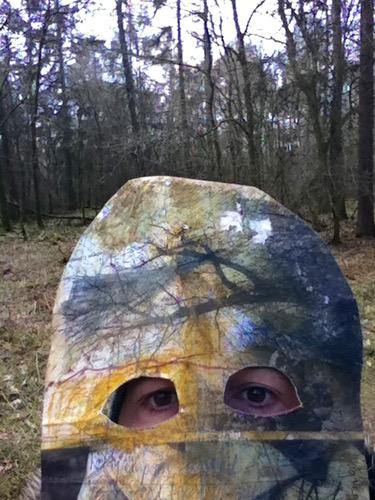 Foest Map Mask