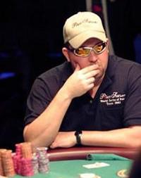 Team Pokerstars' Chris Moneymaker