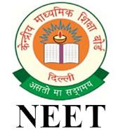 NEET, logo, CBSE,