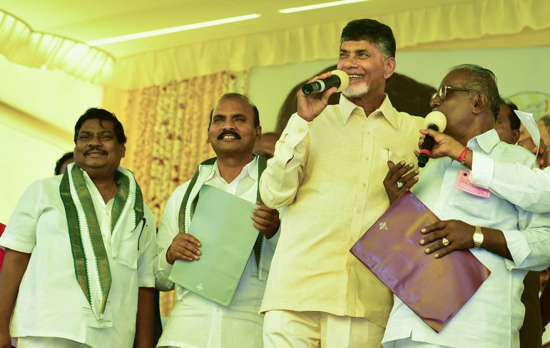 CBN with farmers