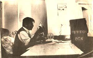 Kiran Bedi in Tihar Jail