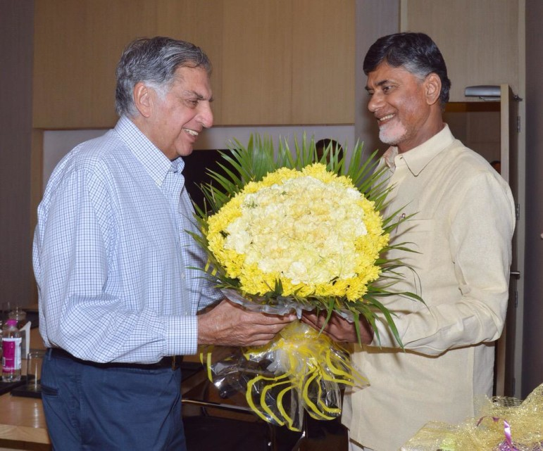 cbn with Tata