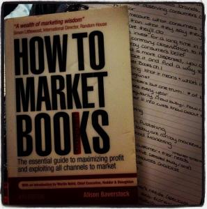 Publishing MA, How to Market Books, Study