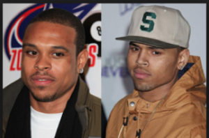 Shannon Brown (left) and Chris Brown (Right) via ?nbadoppelgangers.tumblr.com