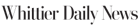The Whittier Daily News