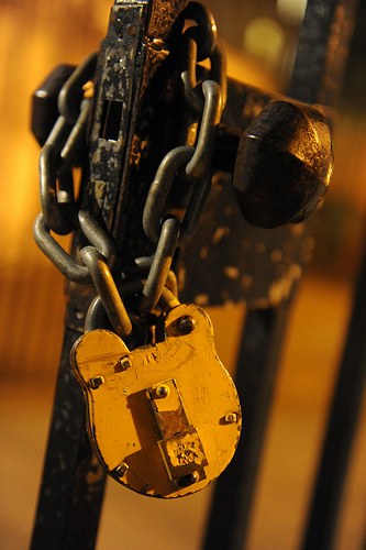 38: The Golden Lock
