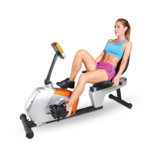 Velocity Exercise Magnetic Recumbent Bike Review