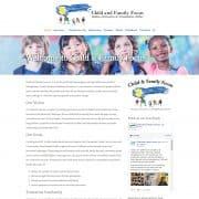 WordPress Redesign for CFF