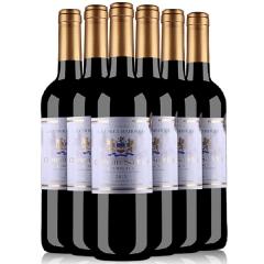 至尊金奖 法国原瓶进口AOC红酒 任选一箱 红沙城堡红葡萄酒 原装进口